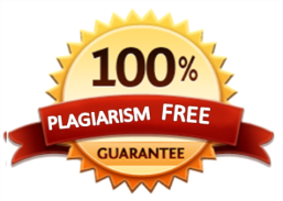 Plagiarism free